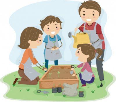 FAMILY GARDENING COURSE
