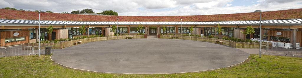 Rear Playground