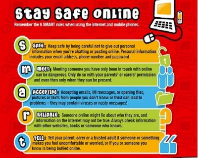 STAY SAFE ONLINE | Woodlands Primary and Nursery School