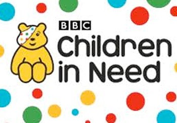 CHILDREN IN NEED - FRIDAY 16TH NOVEMBER