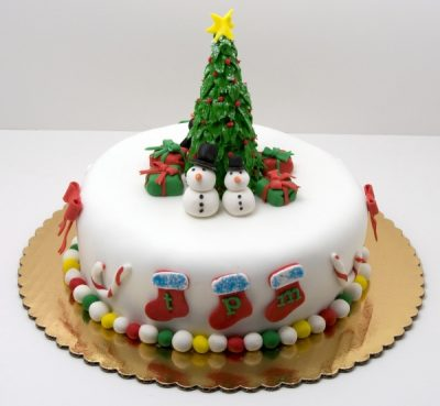 beginners christmas cake decorating course