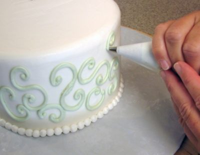 Creative Craft and Enterprise Level 1– Cake Decorating @ Woodlands Primary School